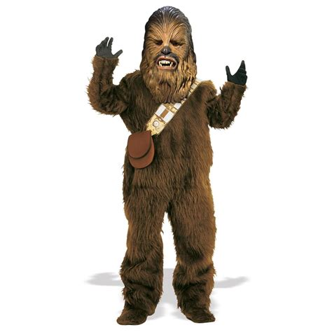 chewbacca costume s wars chewbacca costume 193601 costumes at sportsman s guide