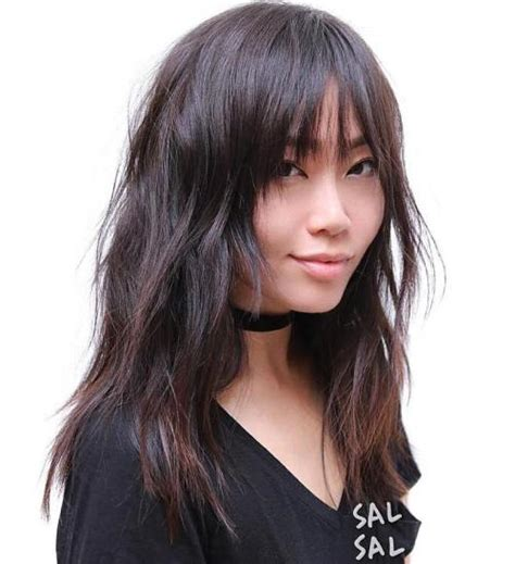 shag vs layer hair cut 50 lovely long shag haircuts for effortless stylish looks