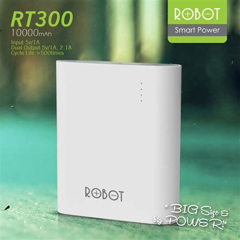 Jual Powerbank Magic M 4 10 000 Mah 10000mah power bank robot rt300 10 000mah casingcoverhape