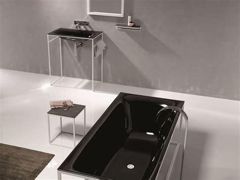 bette waschbecken rechteckiges einzel waschbecken aus emailliertem stahl