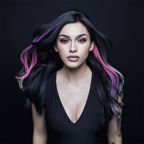 red color mood perfect hair dye is like wearing a mood all your questions on pravana s new vivids mood color
