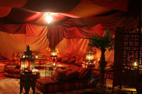 Living Room Hookah Lounge Downstairs Moroccan Den On Tent Moroccan