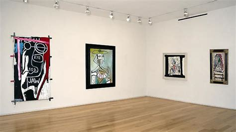 picasso paintings exhibition de weghe may june 2012 picasso basquiat