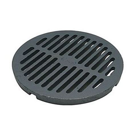 Zurn Floor Drain Covers by Zurn P550 Grate 8 Quot Cast Iron Floor Grate Faucetdepot