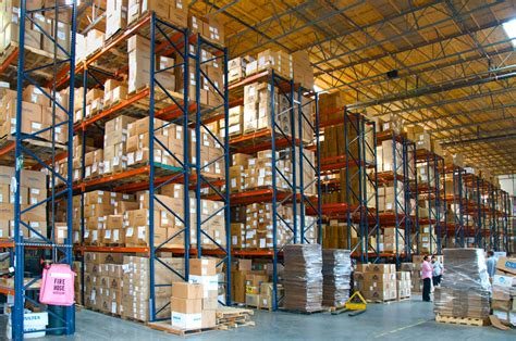 Ware House by Key Challenges In Warehouse Management