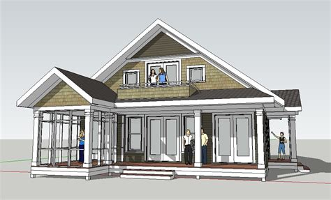 Beach Cabin Plans | simply elegant home designs blog january 2011