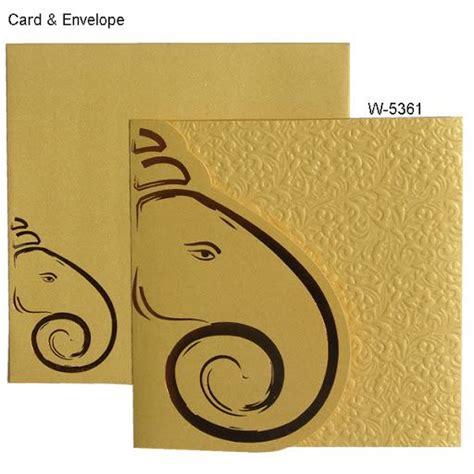 Handmade Indian Wedding Cards - handmade indian wedding card wedding inspiration