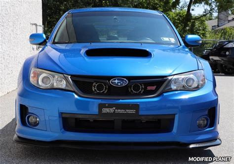 2011 subaru wrx modified 2011 subaru sti with hella supertone horn kit