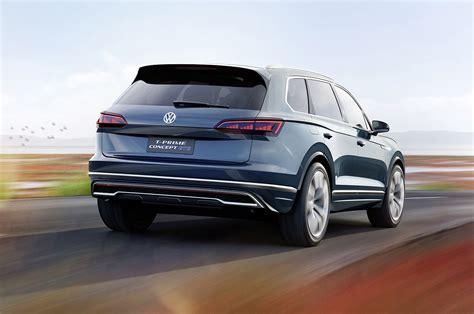 Volkswagen Touareg 2018 by Volkswagen Touareg 2018 2019 2020 Opiniones