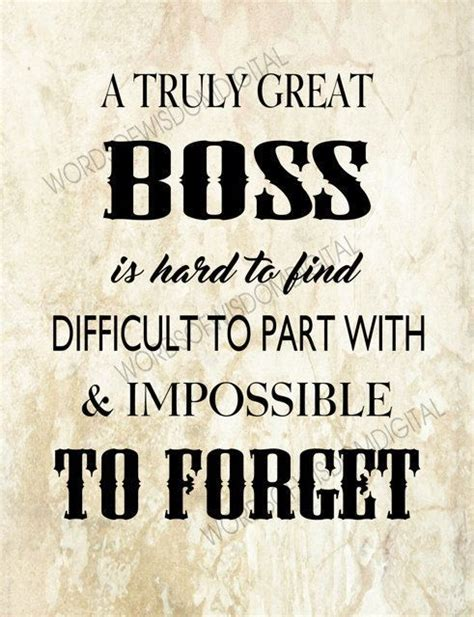 printable goodbye quotes for our boss appreciation boss thank you boss retirement