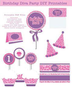 Cerruty Deluxe Instan Dusty Purple bday ideas on birthday