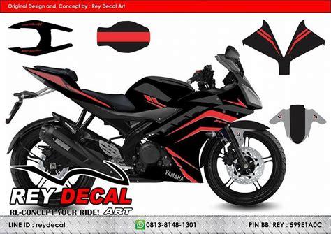 Decal Cbr 150 Facelift Motohits Fullbody Pola Cutting cutting sticker decal yamaha r15 graphics reydecal decal honda suzuki yamaha