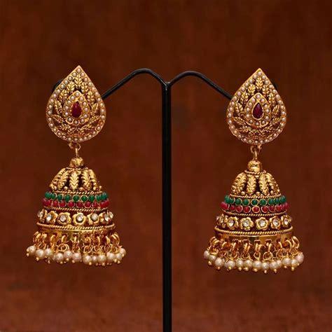 designer pictures jewellery designs amazing jhumkas