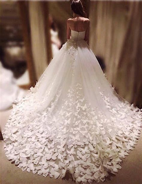 Flower Dress Wedding by Speranza Couture Wedding Gown Dress Skirt And