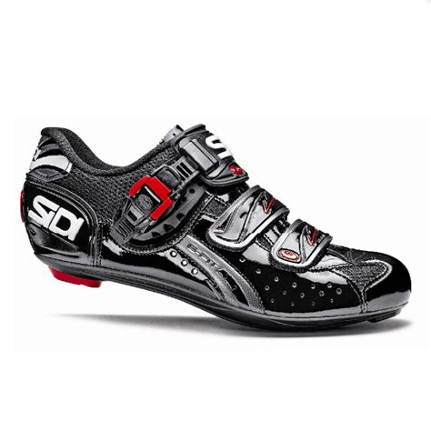 carbon road bike shoes sidi genius fit carbon millenium iii road cycling shoes