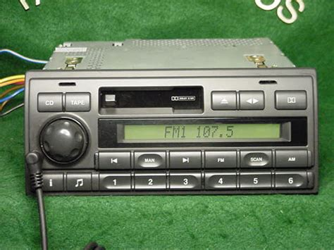 land rover radio repair land rover 01 02 discovery ii radio with aux input