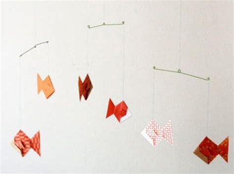 How To Make A Paper Mobile - diy dienstag mobiles gro 223 stadtprinzessin