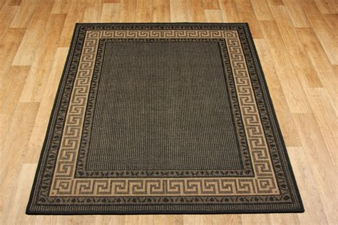 Black Runner Rugs by Anti Slip Flatweave Rugs Black Runner Martin