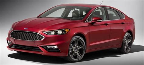 new ford mondeo 2018 ford mondeo 2018 release date price interior changes