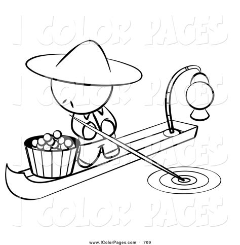 chinese food pages coloring pages