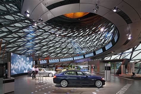 bmw museum  visitor centre munich celebrating