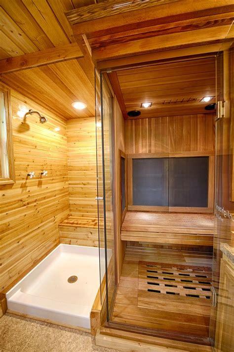 winzige badezimmer eitelkeit die 67 besten bilder zu eine sauna f 252 r den garten auf