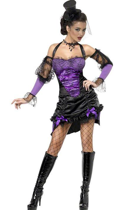 Ruri Costume Sleep Wear Bodycon Import purple creepy witch costume for womens