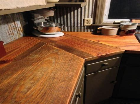 wood kitchen ideas primitive kitchen countertop ideas ideas about wood