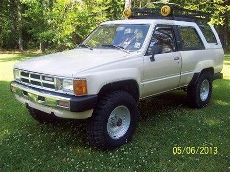 1984 Toyota 4runner Buy Used 1984 Toyota 4runner Sr5 Sport Utility 2 Door 2 4l