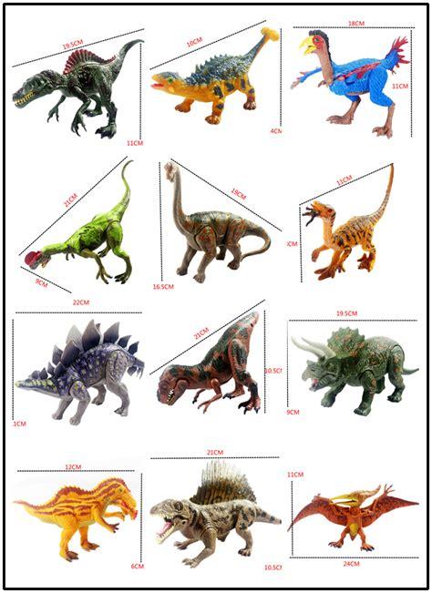 Figure 12 Pcs Dinosaurus Jurassic World 12pcs set jurassic world godzilla dinosaur world play set