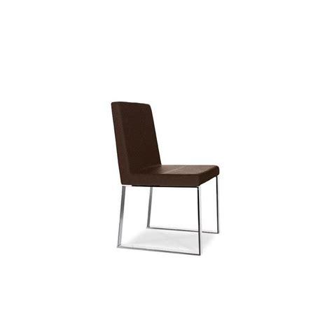 Chaise En Cuir Marron by Chaise Cuir Marron Design Vigo Et Chaise Cuir Design