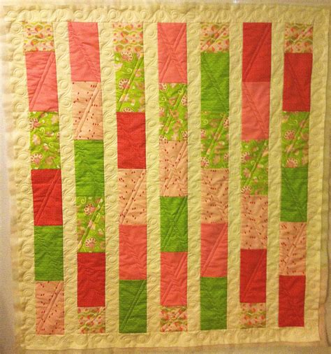 Baby Bricks Quilt Pattern by Christa S Quilt Along 2 6 Baby Bricks Option 2 Fmq
