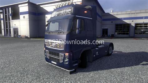 old volvo trucks volvo fh classic globetrotter euro truck simulator 2 mods