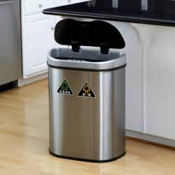 Kitchen Cart Garbage Bin 22 Amazing Ideas Of The Tilt Out Trash Bin For Your Home