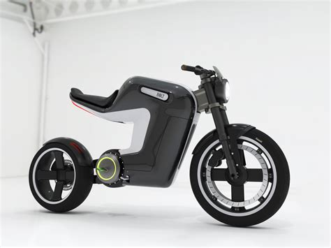 Deus Ex Machina Movie springtime bolt electric bike concept has infinite cool
