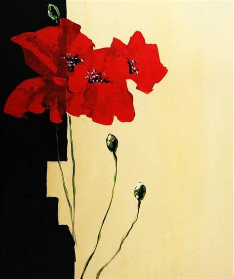 cuadros al oleo de flores modernos cuadros modernos pinturas y dibujos flores pinturas al