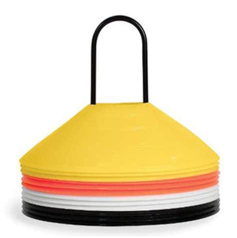 06 01 sk cone affuter sklz agility cone set 20 cones in 4 colors sklz