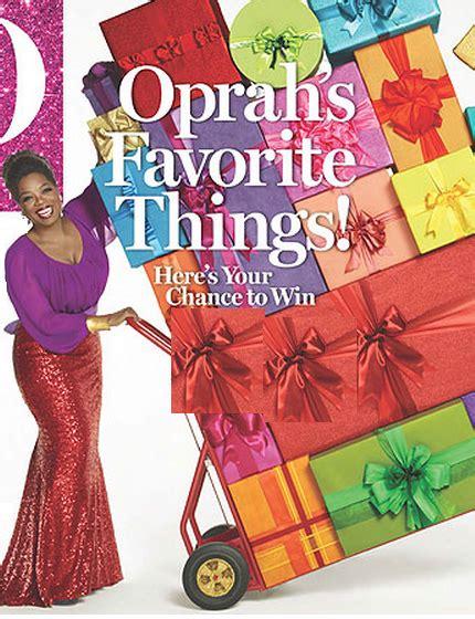 Oprah Favorite Things Giveaway - oprah s favorite things 2014 giveaway 12 winners win 72 gifts each over 17 000