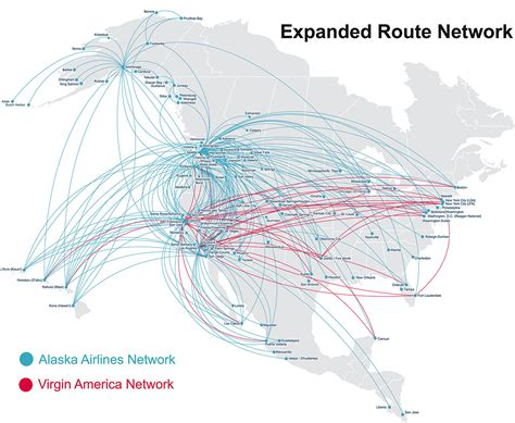 america route map alaska airlines buys america airways magazine