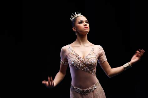 misty copeland talks wedding plans body image and workout misty copeland inspires in a ballerina s tale review
