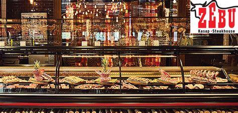 steak house ta topkapı zebu steakhouse ta 2 kişi et men 252 istanbul steakhouse fırsatları