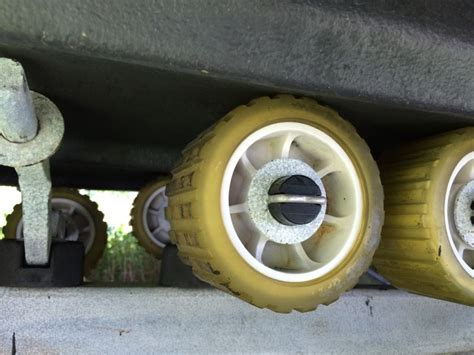boat trailer parts venture recommended replacement wobble roller parts for venture