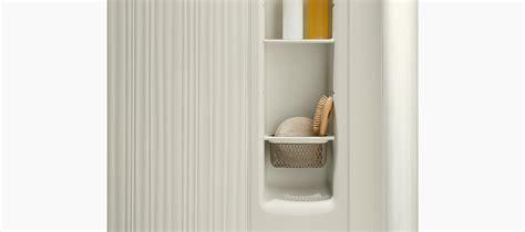 9 Inch Locker Shelf by K 97630 Choreograph 9 Inch Shower Locker Storage Kohler