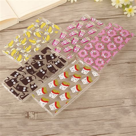 Donuts Doughnut Pattern Samsung Galaxy S3 S4 S5 S6 S7 Edge aliexpress buy 2016 3d fruit banana food fries