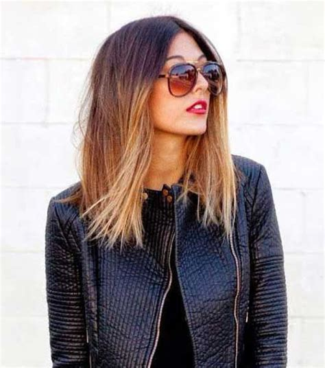 bob ombre hair 20 best long bob ombre hair short hairstyles 2017 2018