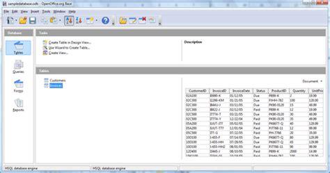 open office database templates open office database invoice template hardhost info