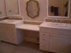 Bathroom Vanity Backsplash Ideas by How To Make A Backsplash For A Bathroom Vanity Home
