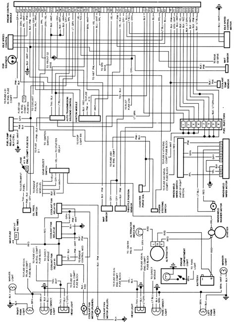 94 cadillac fleetwood fuse diagram 94 free engine image