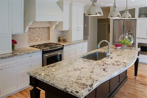 grey granite countertops with white cabinets white wooden kitchen with gray brown marble