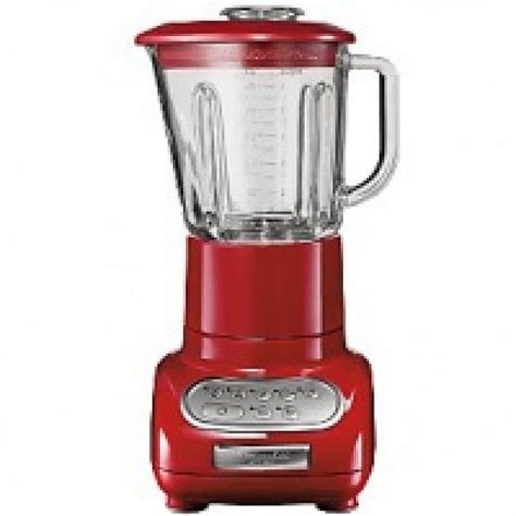 Kitchen Aid Small Appliances | kitchenaid 5ksb555ber empire red artisan blender